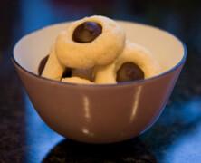 Mintchokladkakor